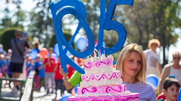 Karneval Radost Evrope 50.rodjendan RE i 100.rodjendan PU Decji dani